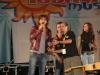 FestivalMusic - ADMO consegna la targa a Omar Pedrini